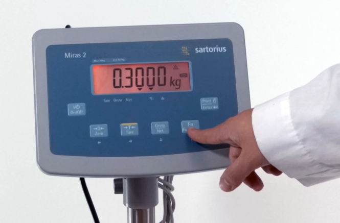 How to Calibrate Balances and Scales - Intelligent ...